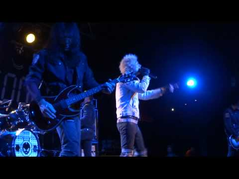 Powerman 5000 - Free (Front) in FULL HD 1080p