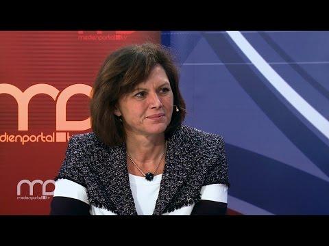 BUSINESS TODAY: Ilse Aigner - Medien, soziale Netzwerke, Flüchtlinge