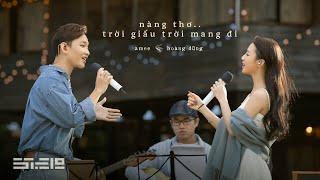 amee & hoàng dũng - nàng thơ.. trời giấu trời mang đi | 'dreamee' live acoustic show