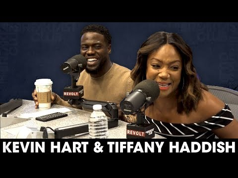 Kevin Hart And Tiffany Haddish Address Katt Williams, Talk Night School + More