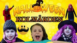Halloween på Kolmårdens Djurpark 2018 | Ansiktsmålningar | Eldshow