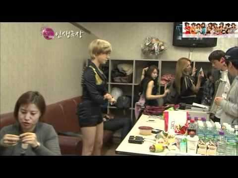 [111121](1/4) SNSD - StarLifeTheater Episode 1,소녀시대, 少女時代