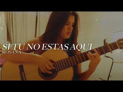 Si tu no estas aqui - Camila Ibañez