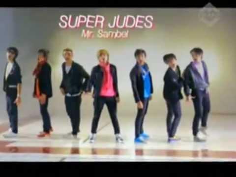 Digital Clip : Super Judes - Makan Sambel (Parodi Super Junior - Mr. Simple)
