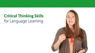 Critical Thinking Skills for Reading, Spelling, and Literacy - Teacher In-Service Training