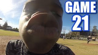 GABE KISSES ALL THE GIRLS! | Offseason Softball League | Game 21