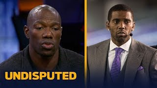 T.O and Skip Bayless agree that Randy Moss shouldn't be a first ballot Hall of Famer | UNDISPUTED