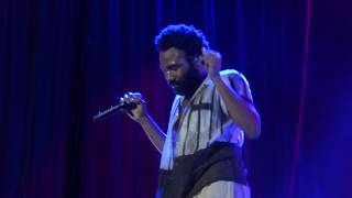 Childish Gambino - Summertime Magic - Live @BBK Bilbao, Spain 2018