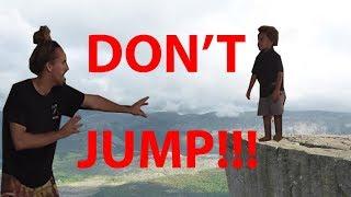 DON'T DO IT ELLIOT!!