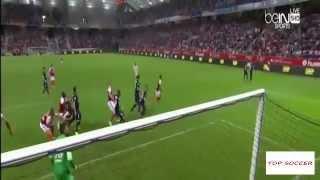 اهداف مباراة باريس سان جيرمان و ستاد ريمس 2-2 ( 8-8-2014 ) الدوري الفرنسي