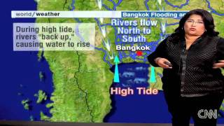 CNN breaking news #thaiflood 28/10/2011