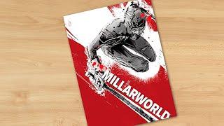 The Art of Millarworld
