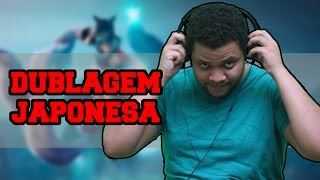Dublagens de ANIME no LoL - TOP 10 ‹ Ken Harusame ›
