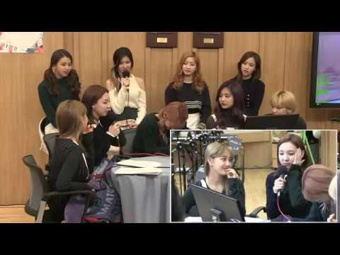 [SBS]두시탈출컬투쇼,트와이스, 잠버릇 심한 멤버는 누구?