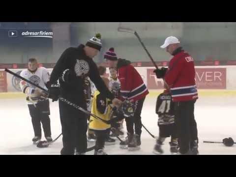 Aréna Mariána Gáboríka - hokejová škola