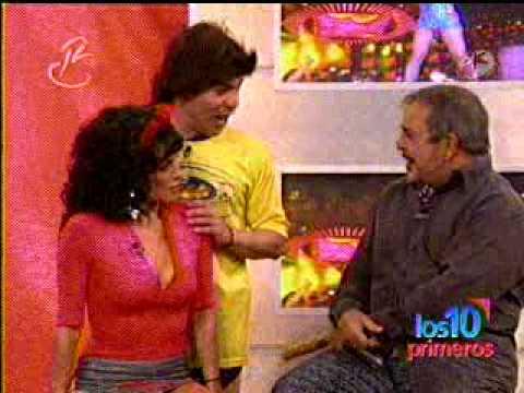Albertano, Rosa Auroa y El Chino en los 10 primeros