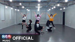 [CHOREOGRAPHY - Dance Practice] GeeGu (지구) - Moonlight