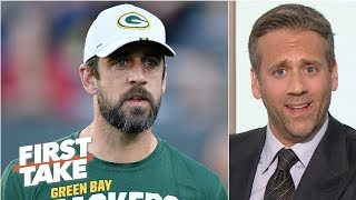 Aaron Rodgers needs to prove he can make the playoffs – Max Kellerman | First Take