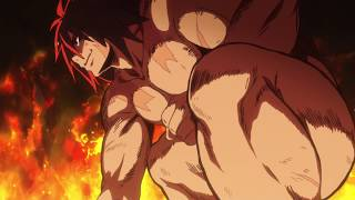 Hinomaru Sumo Opening  [FIRE GROUND] by Official HIGE DANdism  FULL