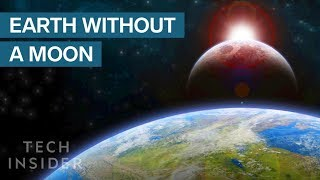 What Would Happen If The Moon Disappeared