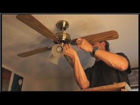 Electrical Home Repairs How To Repair A Ceiling Fan S