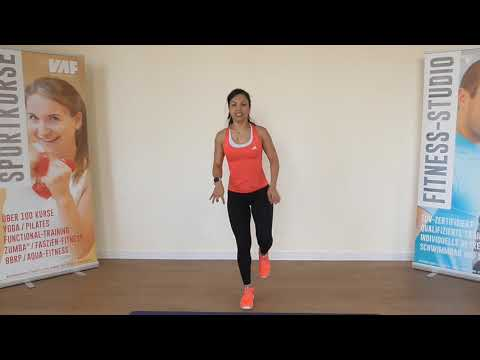 Body Workout mit Morelis 2