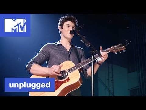 Shawn Mendes Performs 'Patience'   MTV Unplugged