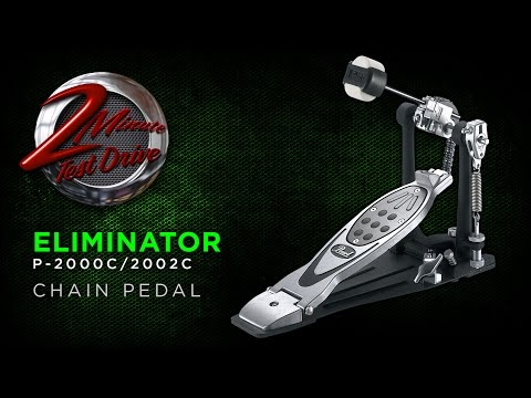 Pearl Drums Pearl P2000C Eliminator Chain Drive Pedal