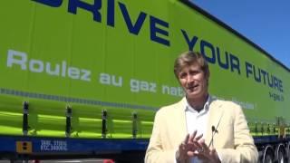 GNV : les financements français et européens expliqués par l'ADEME