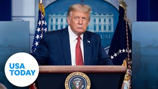 President Trump holds a news conference   USA TODAY