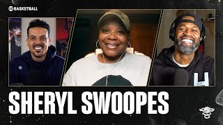 Sheryl Swoopes | Ep 71 | ALL THE SMOKE Full Episode | SHOWTIME Basketball