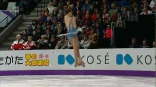 Yu-Na Kim - 2013 World Figure Skating Championships - Short Program - Real HD video