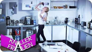 Knallerfrauen – Latte Macchiato