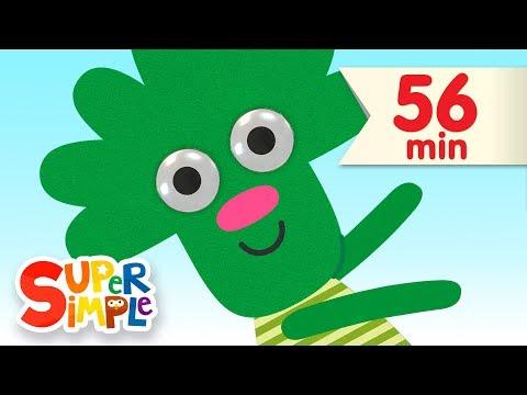 Follow Me | + More Kids Songs | Super Simple Songs