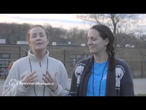 NEFCU - Special Olympics - Anne and Kathren 2