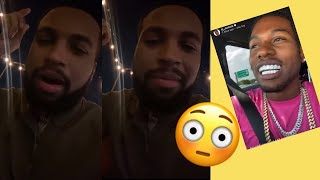 Chris Sails goes off on CJSOCOOL after speaking on the Chris and Queen BREAKUP‼️