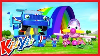 Rainbow Colours Song + More! | Little Baby Boogie | KiiYii | Baby Songs