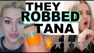 Going To The Worst Reviewed *NAIL SALON* In My City! *1 STAR*
