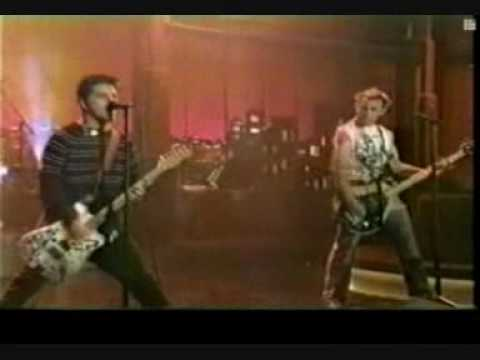 Green Day - Walking Contradiction Live @ Letterman