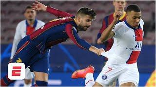 Barcelona vs. PSG reaction: Kylian Mbappe's hat trick JUST PERFECT vs. Barca | ESPN FC