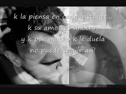 She - Amor Imposible   (letra incluida)