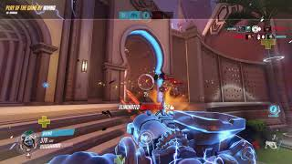 Overwatch Highlight - Roadhog Quadruple