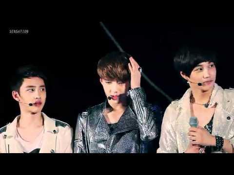 [FANCAM] 120530 Sehun & Kai dancing while CY's Beatbox-ing @ CS