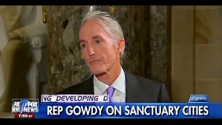 • Trey Gowdy: We See Our Daughters in Kate Steinle • Greta • 7/23/15 •