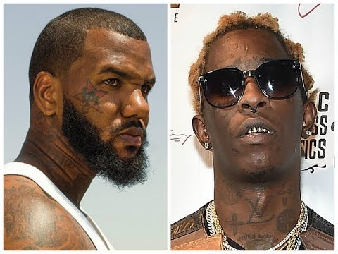 Young Thug Posts up The Game Daughter on Instagram and Gets Warned