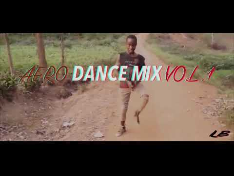 AFRO DANCE VOL.1 MIX BY LB