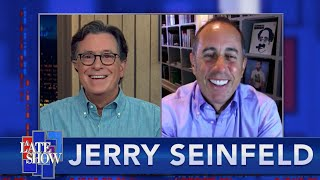 Jerry Seinfeld Isn't A Fan Of The Covid-Era Elbow Greeting