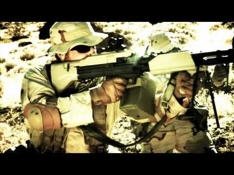 MK43 MACHINE GUN PRODUCT VIDEO -- U.S. Ordnance