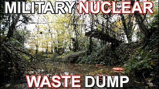 Abandoned Military Nuclear Waste Dump
