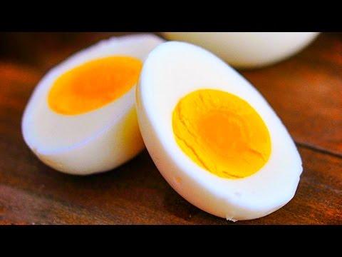 THE BOILED EGGS DIET: Lose 10 kg In 2 Weeks!